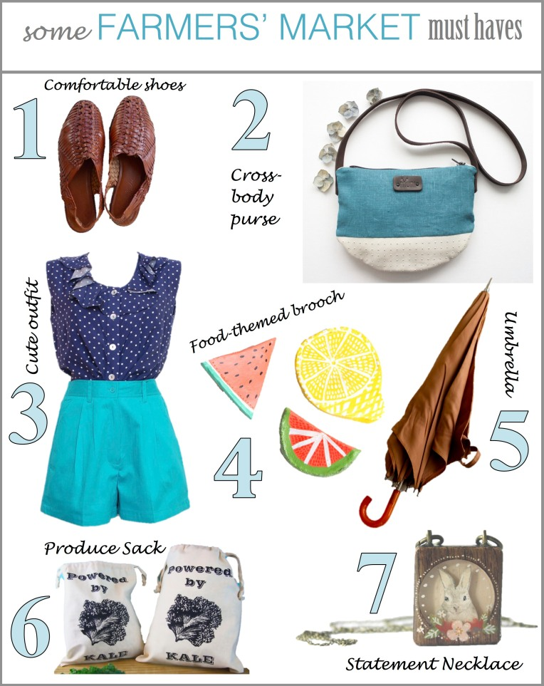 farmers market must haves copy